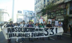 libertad a los 33 trabajadores fueguinos